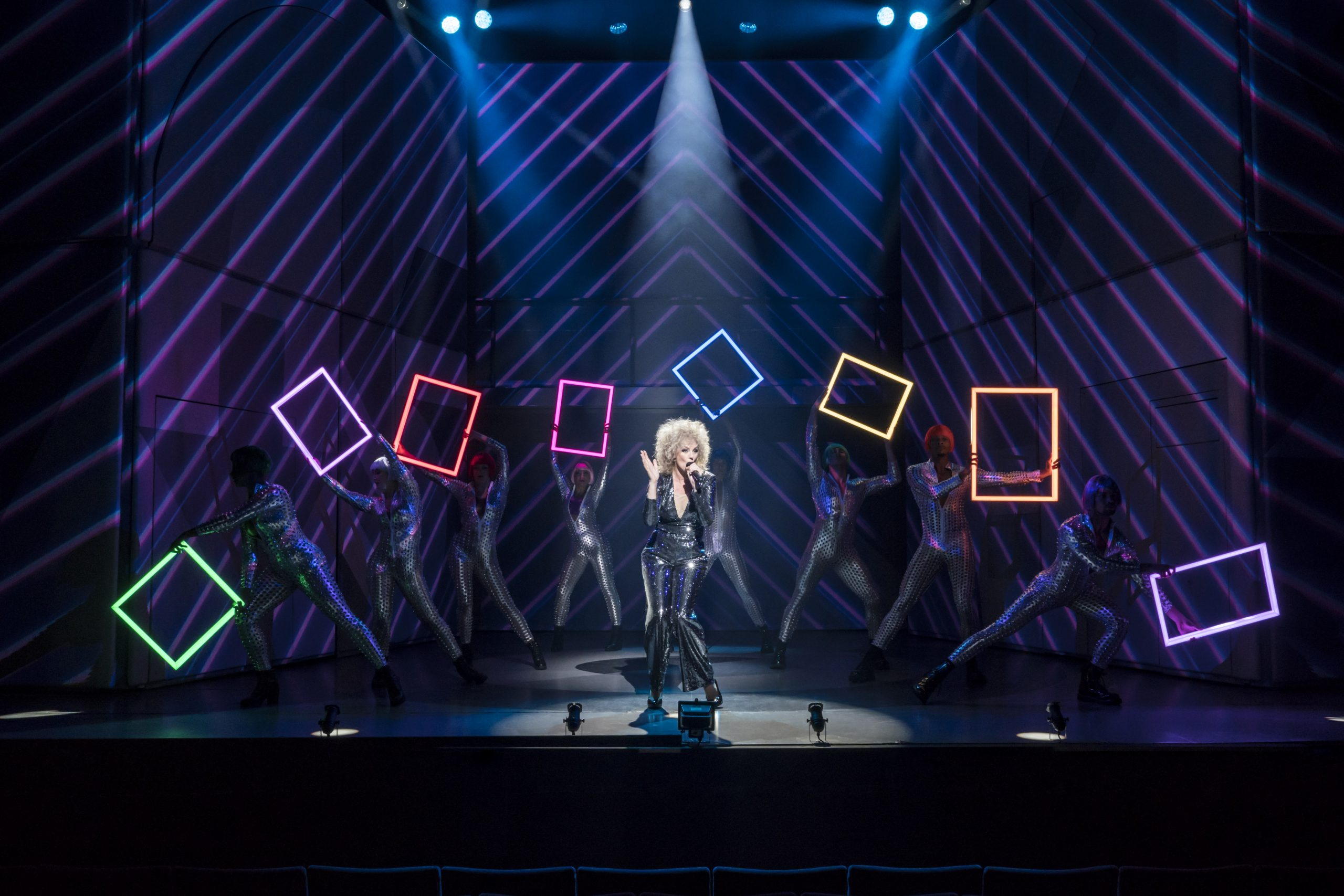 THE DUSTY SPRINGFIELD MUSICAL by Harvey,                , Writer - Jonathan Harvey, Director - Maria Friedman, Production Photo from Theatre Royal, Bath,  Credit: Johan Persson/